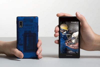 Fairphone 2 - Umwelt