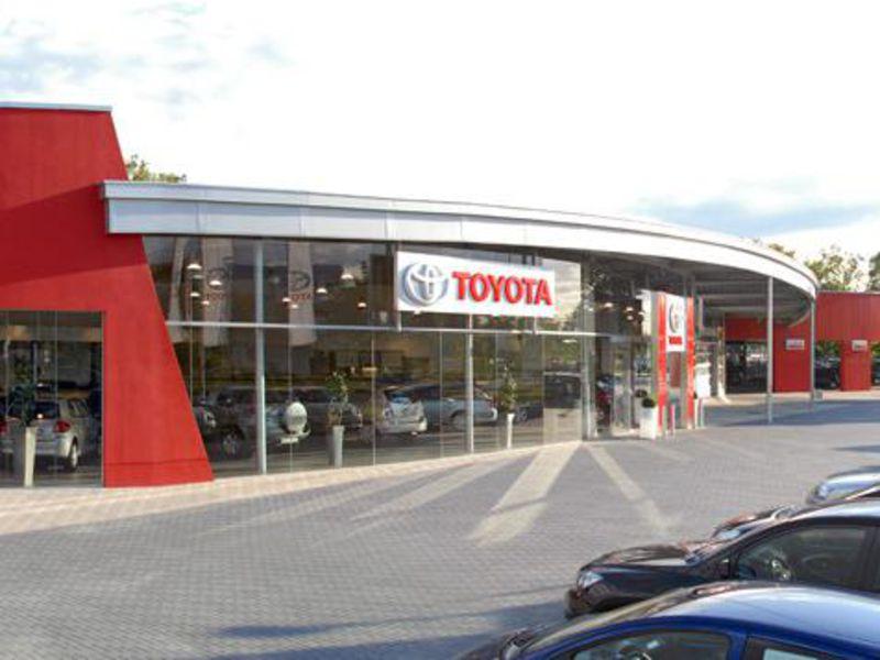 Toyota Leipzig